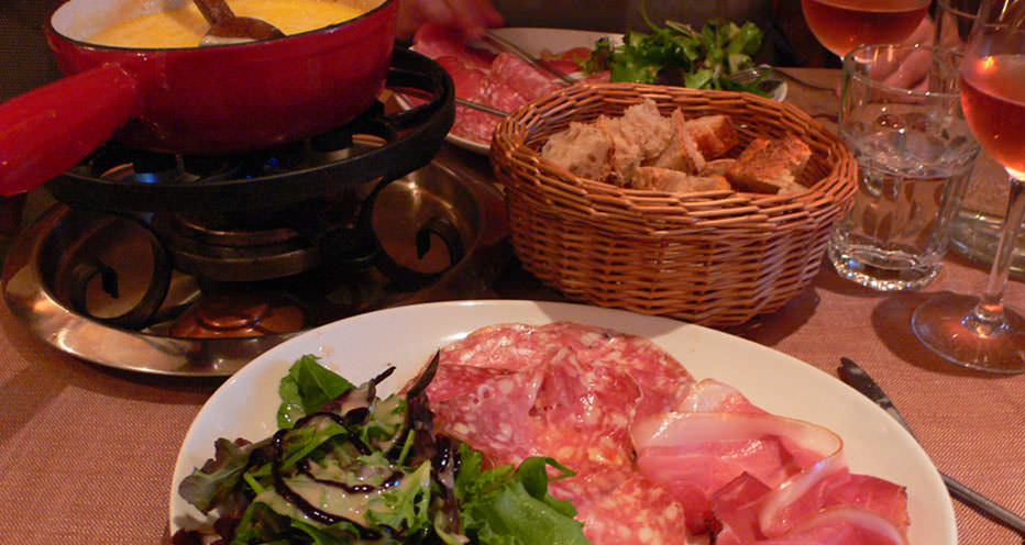 food - Food Recommended on Tour Du Mont Blanc