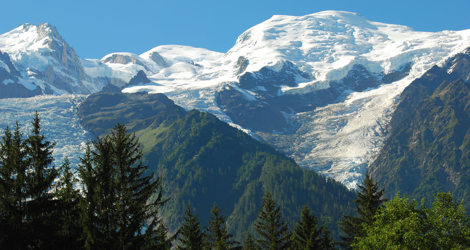 Itinerary on the Tour Du Mont Blanc
