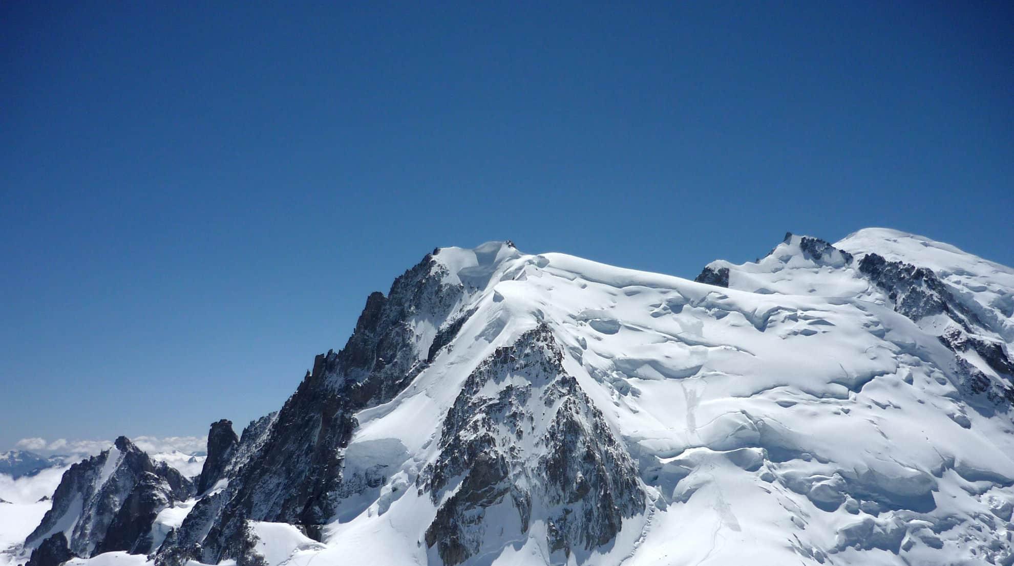 mont blanc du tacul - Mont Blanc du Tacul