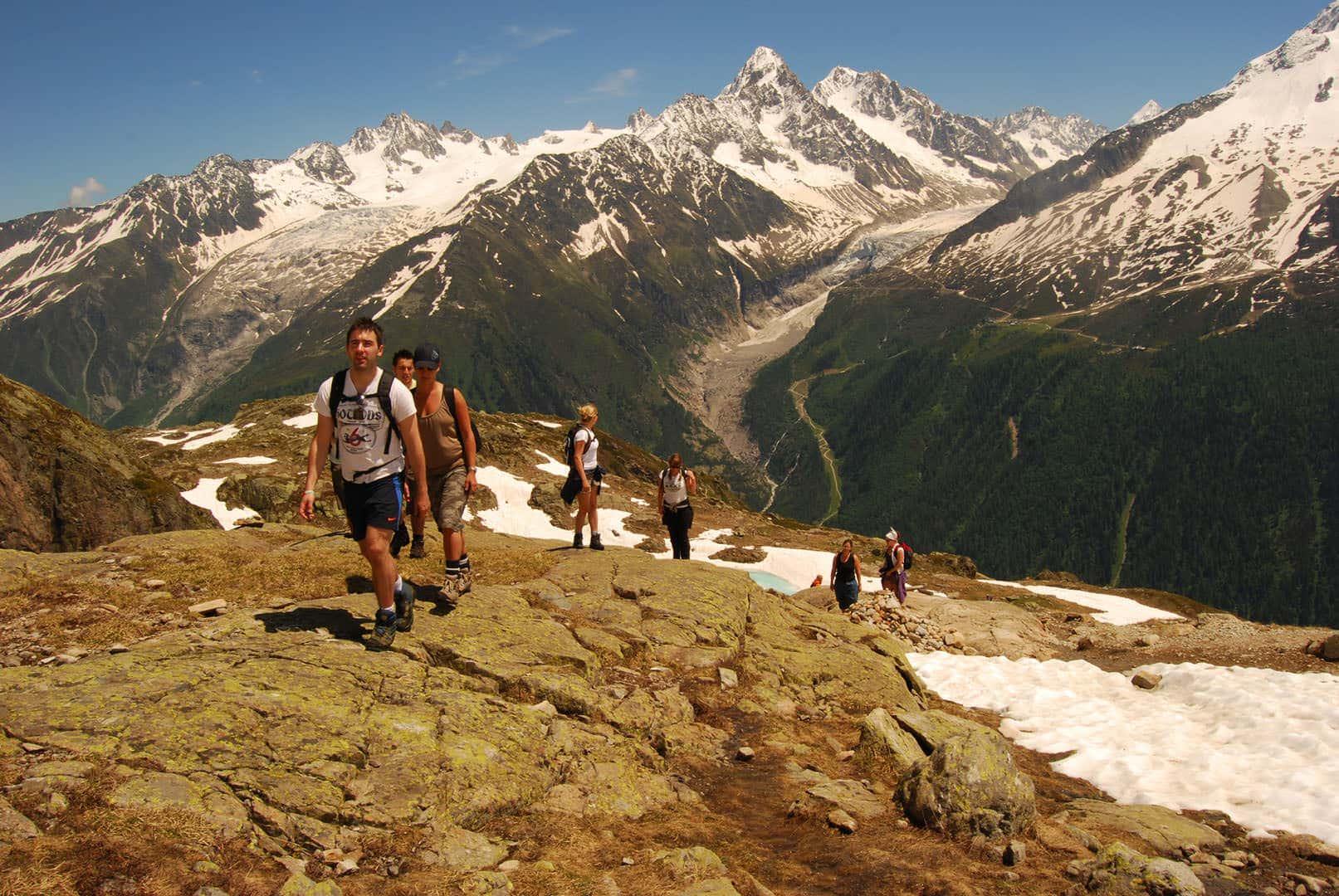 DSC 0493 - Tour du Mont Blanc Gallery