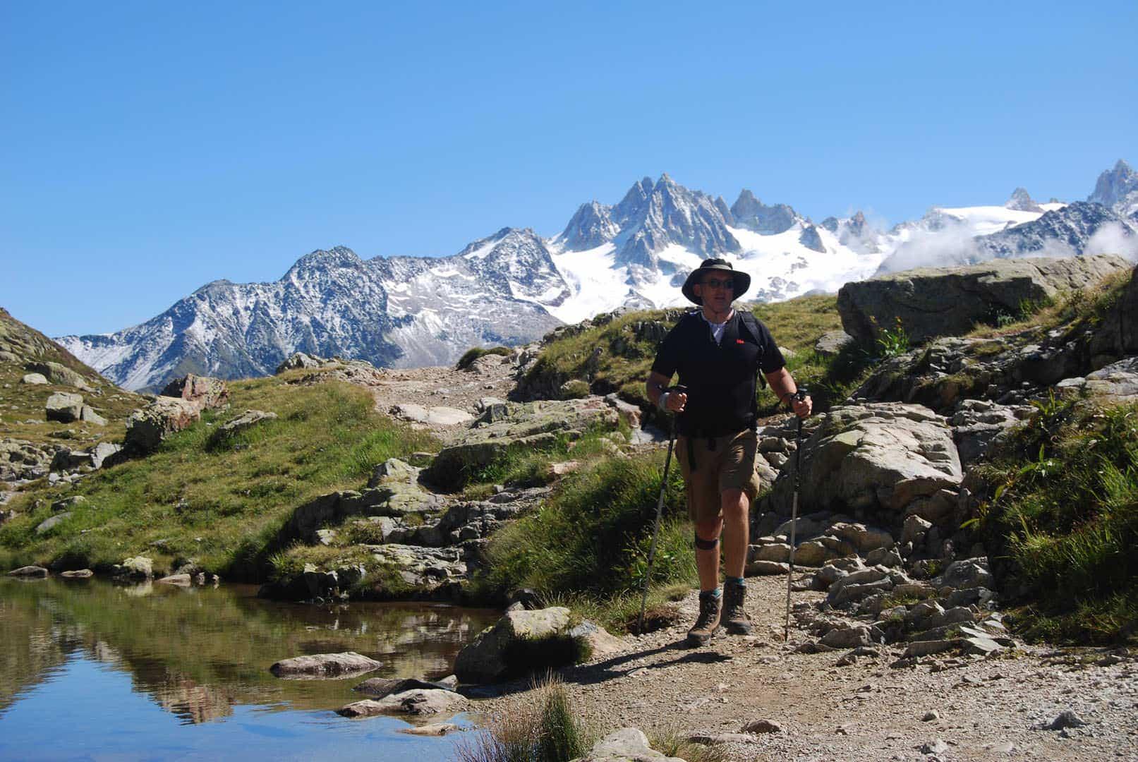 Trekker TMB - Tour du Mont Blanc Gallery