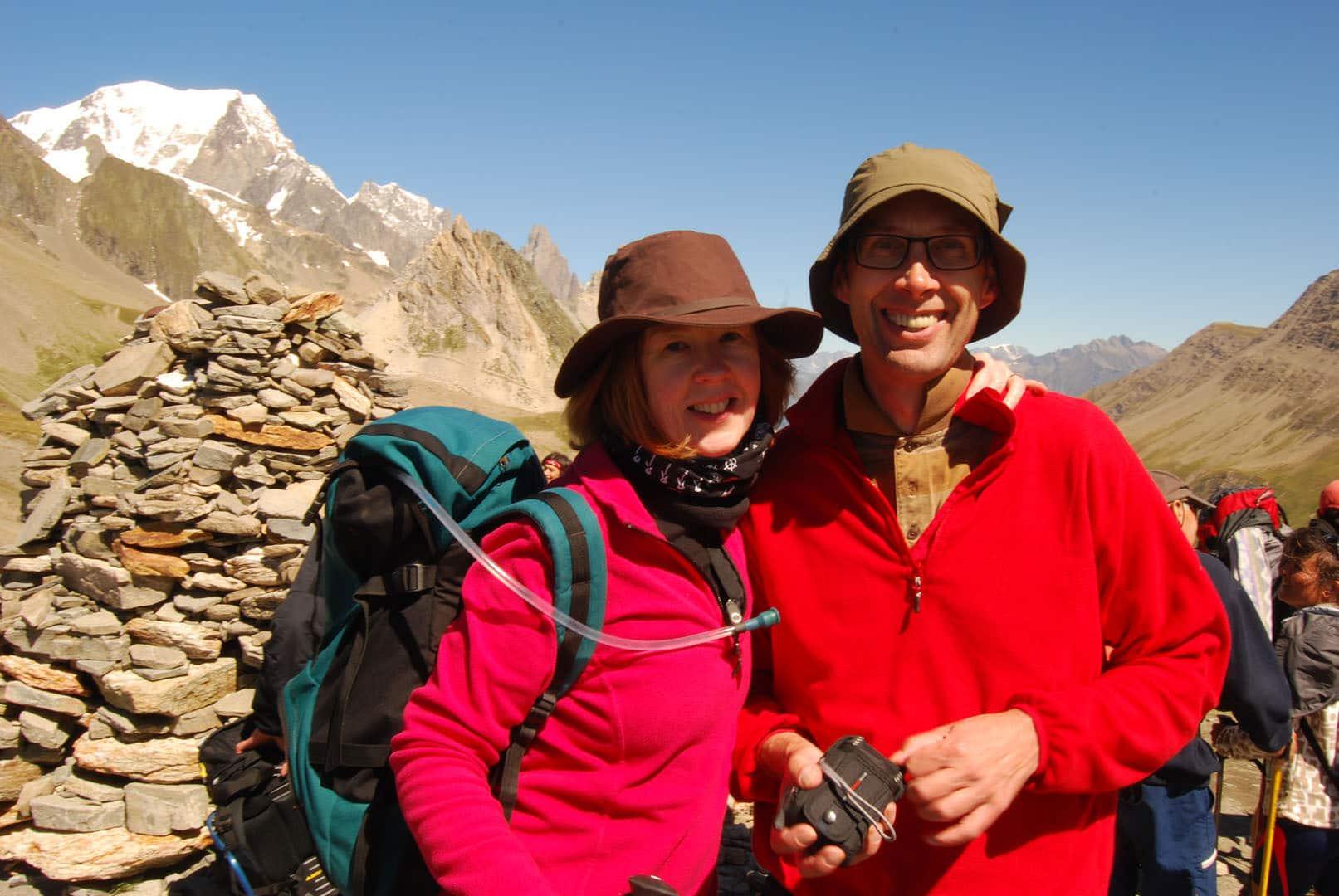 Trekkers TMB - Tour du Mont Blanc Gallery