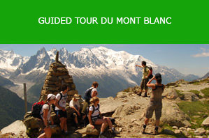 Tour Du Mont Blanc Guided Tour