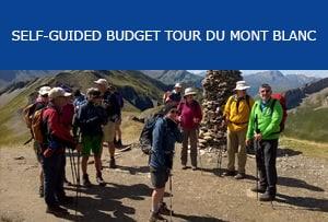 Tour Du Mont Blanc Budget Tour