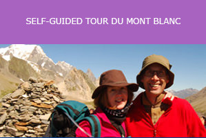 Tour Du Mont Blanc Self Guided Tour