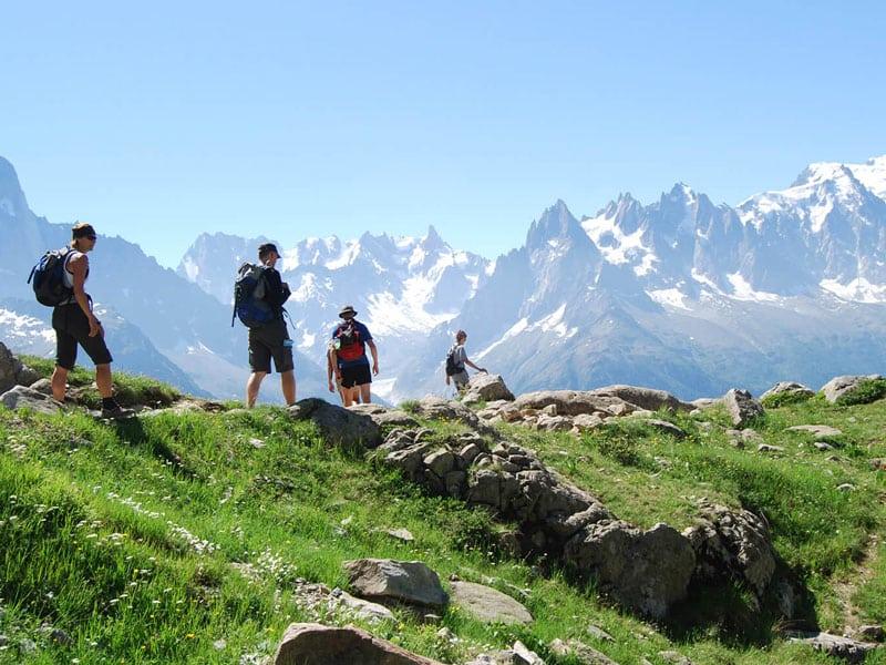 Tour Du Mont Blanc FAQs - FAQs